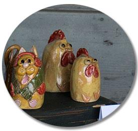 Chessima Chickens